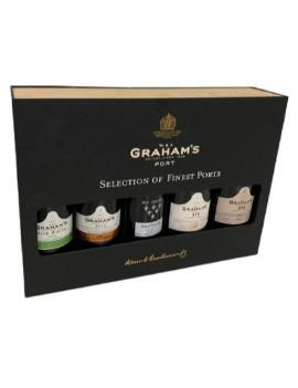 Graham's Port Selection...