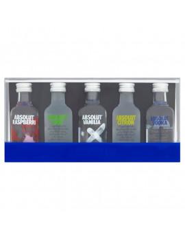Absolut Vodka Tasting Pack...