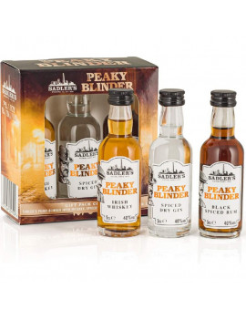 Peaky Blinder Whisky Gin &...