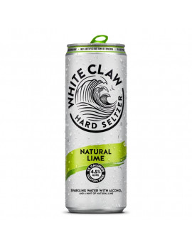 White Claw Natural Lime...
