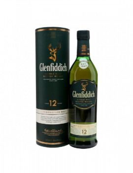 Glenfiddich Single Malt 12...