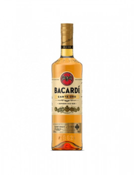 Bacardi Gold/oro 70cl