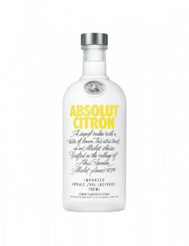 Absolut Vodka Citron 70cl