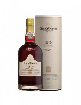 Graham's Port 20Y Old Aged...
