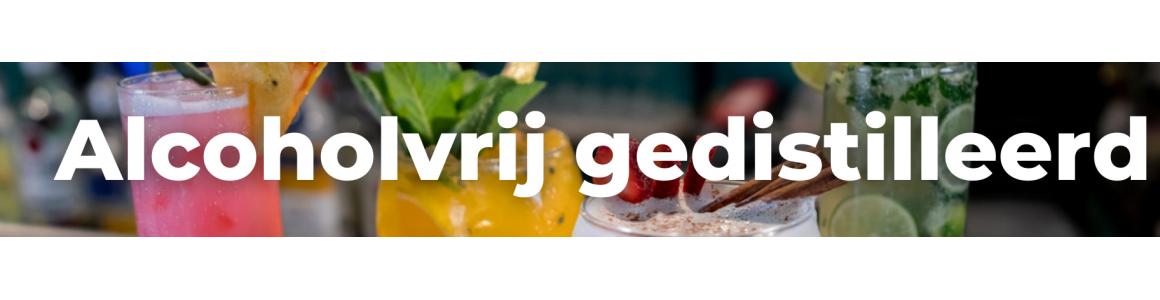 Alcoholvrij gedistilleerd | Beter borrelen met Borrelbaaz.nl