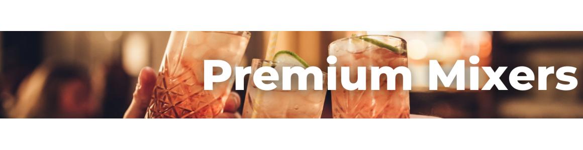 Premium Mixers | Beter borrelen met Borrelbaaz.nl