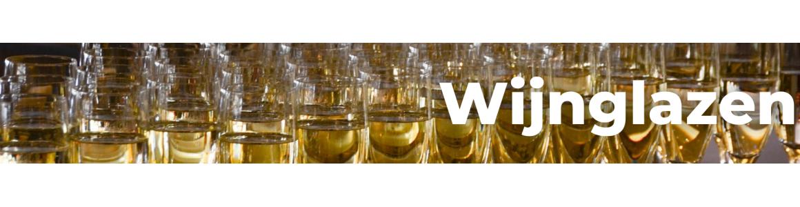Wijnglazen | Beter borrelen met Borrelbaaz.nl